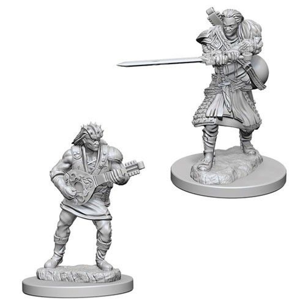 Dungeons & Dragons Nolzur's Marvelous Unpainted Miniatures Human Male Bard