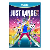 Just Dance 2018 Wii U Game