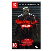 Friday the 13th The Game Ultimate Slasher Edition Nintendo Switch Game