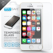 YouSave Accessories iPhone 4 / 4s Glass Screen Protector