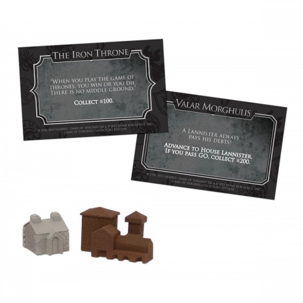 Ex-Display Game Of Thrones Monopoly Collector's Edition - Image 7