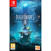 Little Nightmares II Day One Edition Nintendo Switch Game (Pre-Order Bonus DLC)