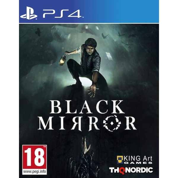 Black Mirror PS4 Game