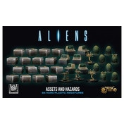 Aliens: Another Glorious Day in the Corps - Assets and Hazards Expansion