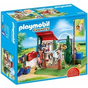 Playmobil Country Horse Grooming Station