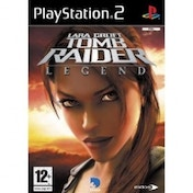 Tomb Raider Legend Game PS2