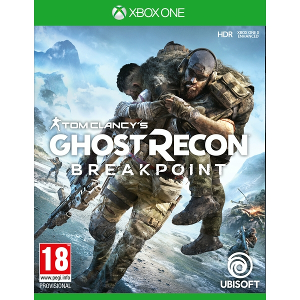Tom Clancy's Ghost Recon Breakpoint Xbox One Game - Image 1