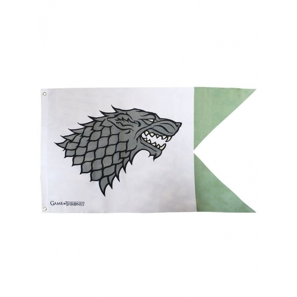 Game Of Thrones Flag Stark (70x120)