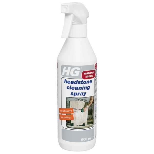 HG Headstone Cleaner Spray 500ml