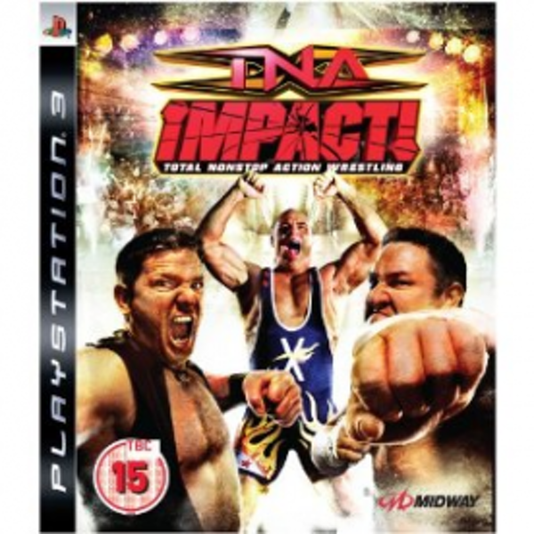 TNA Impact Game PS3