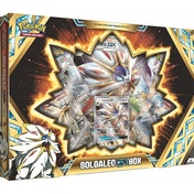 Ex-Display Pokemon TCG: Solgaleo-GX Box Used - Like New
