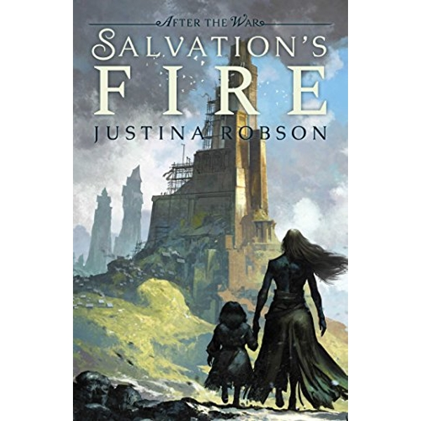 Salvation's Fire After The War Paperback / softback 2018