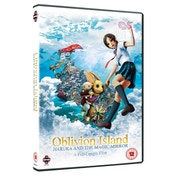 Oblivion Island Huraka And The Magic Mirror DVD
