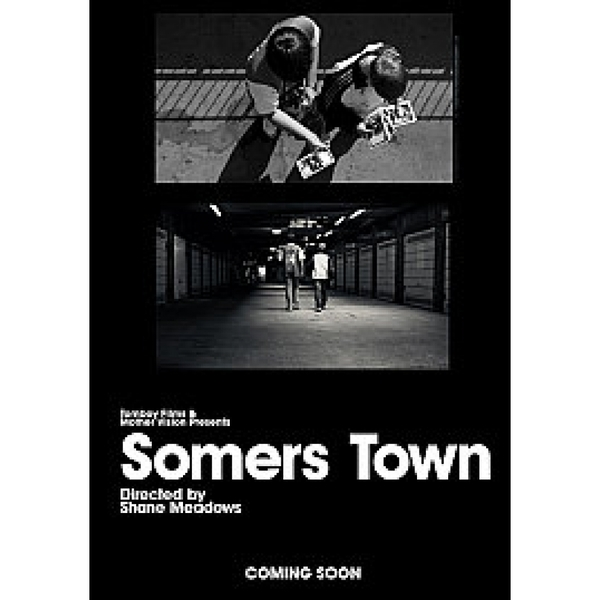 Somers Town DVD