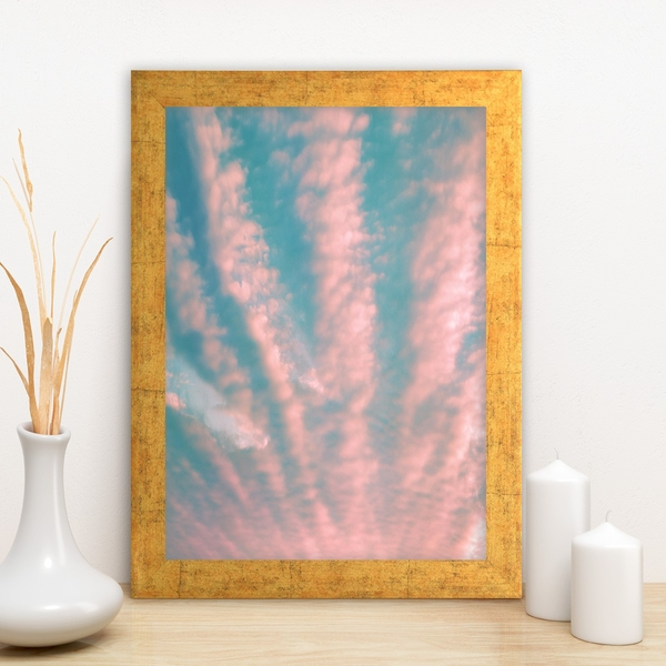 AC12543349816 Multicolor Decorative Framed MDF Painting