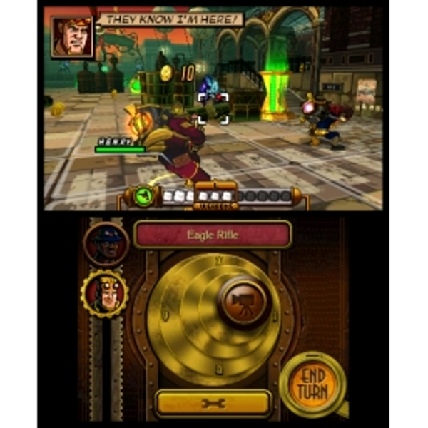 Code Name S.T.E.A.M 3DS Game - Image 7