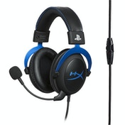 HyperX HX-HSCLS-BL/EM Cloud Gaming Headset PS4