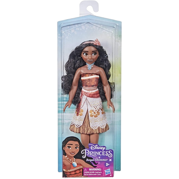 Disney Princess Royal Shimmer Moana Feature Doll