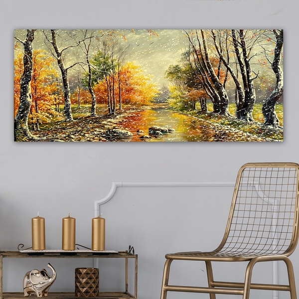 YTY172619417_50120 Multicolor Decorative Canvas Painting