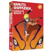 Naruto Shippuden Complete Series 4 Box Set Episodes 154-192 DVD