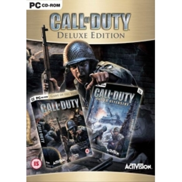 Call Of Duty Deluxe Pack Game PC