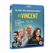 St Vincent Blu-ray