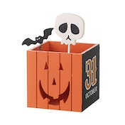 Halloween Candle Holder by Heaven Sends
