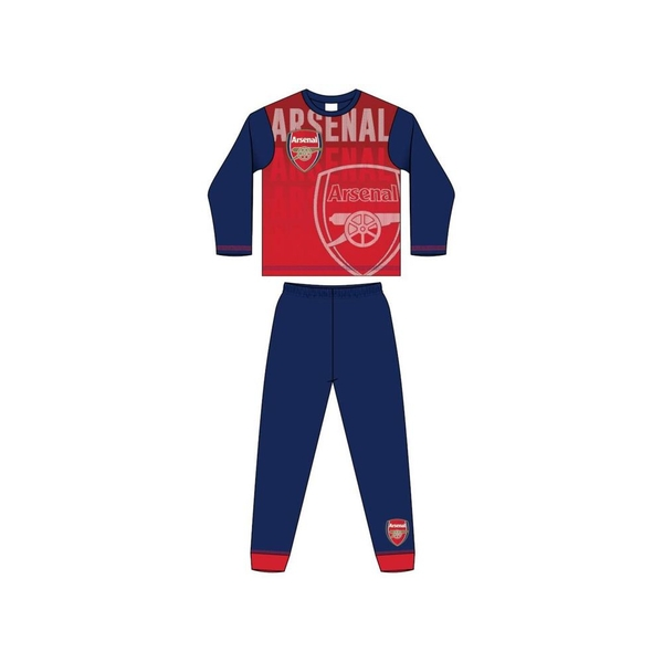 4-5 Years Arsenal Sublimation Print Pyjamas 33892