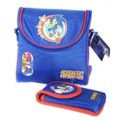 Sonic The Hedgehog Pro Gamer Case Blue 3DS