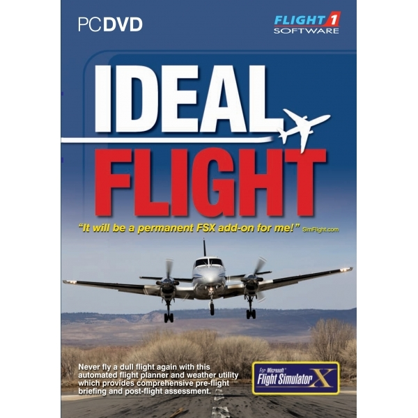 Ideal Flight for FSX Game PC