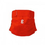 gNappies Medium Good Fortune Red gpants - 5-13 kg (13-28 lbs)