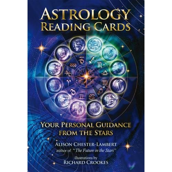 Astrology Reading Cards Your Personal Guidance from the Stars Cards 2012