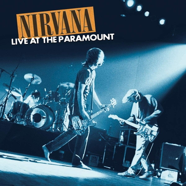 Nirvana - Live At The Paramount Vinyl
