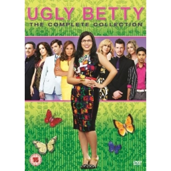 Ugly Betty Complete Seasons 1-4 DVD