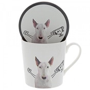 The Winner (Jimmy the Bull) Mug & Coaster Set