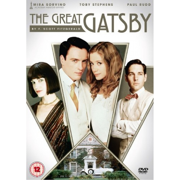 The Great Gatsby 2013 DVD