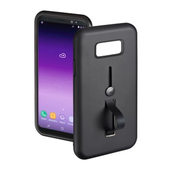 "Hama ""Loop"" Cover for Samsung Galaxy S8+ (Plus), black"