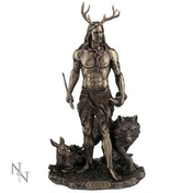 Herne and Animals Figurine