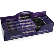 6 Packs of Protection Spell Incense Sticks by Lisa Parker
