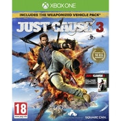 Just Cause 3 Day One Edition Xbox One Game (with Capstone Bloodhound DLC)