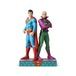 Superman and Lex Luthor (Jim Shore) Figurine - Image 2