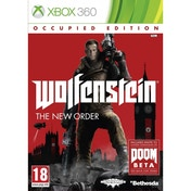 Wolfenstein The New Order Occupied Edition Xbox 360 Game