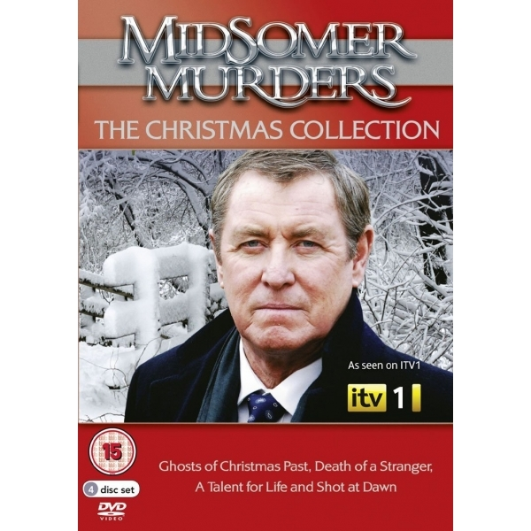 Midsomer Murders - The Christmas Collection DVD