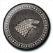 Game of Thrones - Stark Sigil Badge - Image 2
