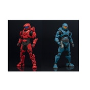 Mjolnir Mark V and Mark VI DX (Halo) Kotobukiya ArtFX+ Two Pack Statue