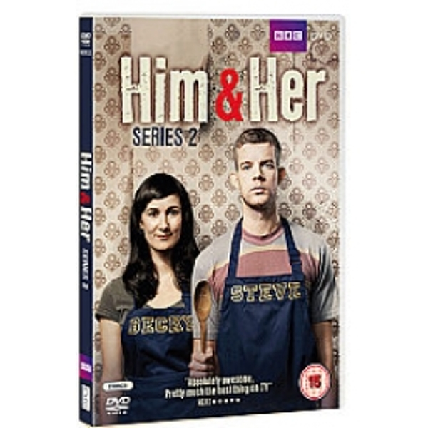 Him & Her - Series 2 DVD