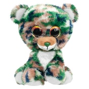 Lumo Stars Classic Bear Camo Plush Toy