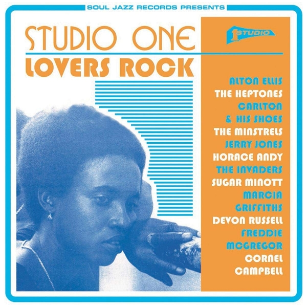 Soul Jazz Records Presents - Studio One Lovers Rock Vinyl