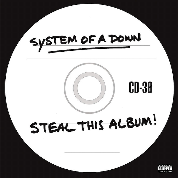 System Of A Down - Steal This Album! Vinyl