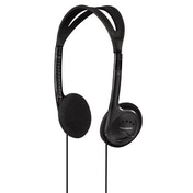 Thomson HED1115BK On-Ear Headphones